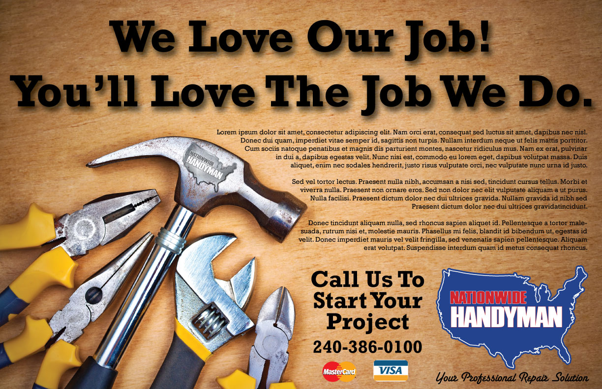 Case Study – Nationwide Handyman