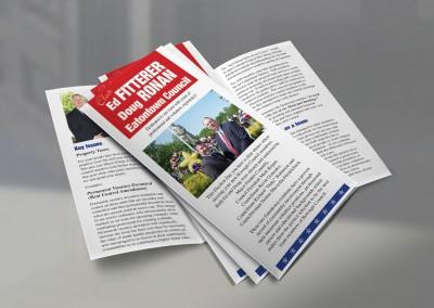 Political Brochure