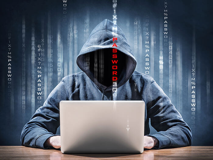Protect your website from being hacked.